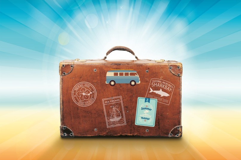 bagage zomer